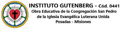 Sitio oficial del Instituto Gutenberg, Posadas Misiones